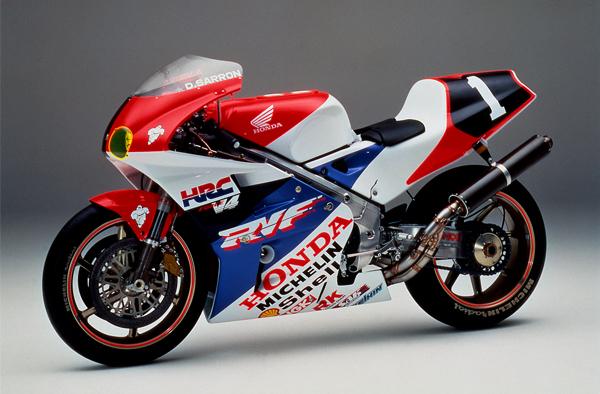 Honda V4 Superbike